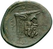 Bronze Æ25 (Oiniadai) – revers