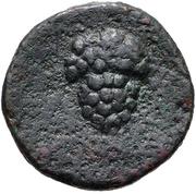 Bronze Æ17 (Oinoe) – revers