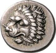 Hemidrachm – avers
