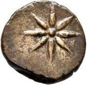 Bronze AE13 – revers