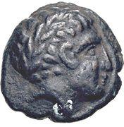 Gemihulk Apollo AE Olbia – avers