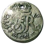 1/24 Thaler - Friedrich V of Denmark – avers