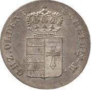 4 grote - Paul Friedrich August – avers