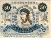 50 Pfennig Malente Gremsmühlen – avers
