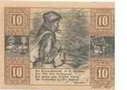 10 Pfennig (Birkenfeld) – revers