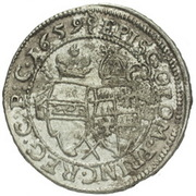 3 Kreuzer - Leopold Wilhelm von Österreich (Kremsier) – revers