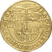 1 Ducat - Franz von Dietrichstein – avers