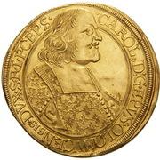 5 Ducat - Karl II von Liechtenstein-Kastelkorn – avers