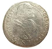 15 kreuzer Karl II von Liechtenstein-Kastelkorn – avers