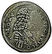 1 Kreuzer - Karl III Joseph von Lothringen – avers