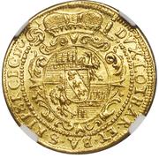 1 ducat Charles III Joseph de Lorraine – revers