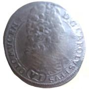 6 kreuzer Charles III Joseph von Lothringen – avers