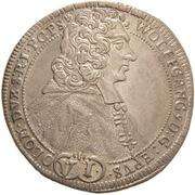 6 Kreuzer - Wolfgang von Schrattenbach – avers