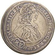 15 kreuzer Wolfgang von Schrattenbach – avers