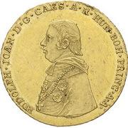 1 Ducat - Rudolph Johann – avers