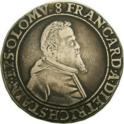 1 thaler Franz von Dietrichstein – avers