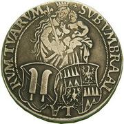 1 thaler Franz von Dietrichstein – revers