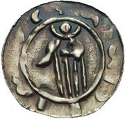 Denár - Otto I of Olomouc – avers