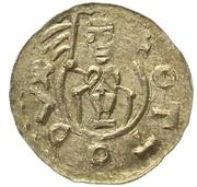Denar - Otto I of Olomouc – avers