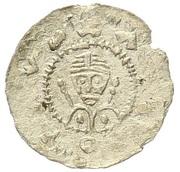 Denar - Svatopluk (1095 - 1107) – avers