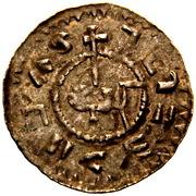 Denar - Svatopluk (1095 - 1107) – revers