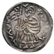 Denar - Vratislaus II – avers