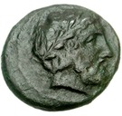 Bronze Æ – avers