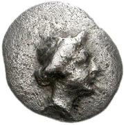 Hemiobol - 107th-108th Olympiad -  avers