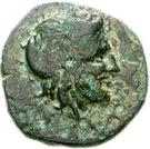 Bronze Æ11 (Ophrynion) – avers