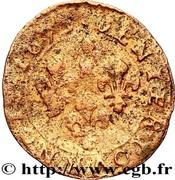 Denier-Tournois Frédéric-Maurice de la tour d'Auvergne (Type 9) – revers