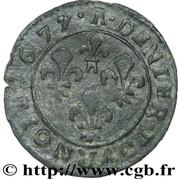 Denier-Tournois Frédéric-Maurice de la tour d'Auvergne (Type 11) – revers