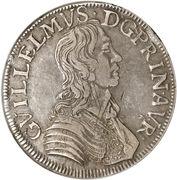 1 ecu - Guillaume IX – avers