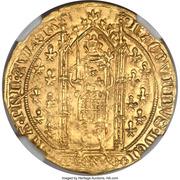 Franc à pied - Raymond IV – avers