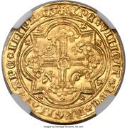 Franc à pied - Raymond IV – revers