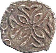 Liard au M couronné - Frédéric-Henri de Nassau – revers
