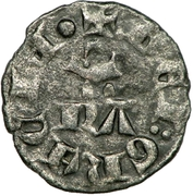 Obole - Raymond III – avers