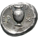 Stater (Orchomenos) – revers