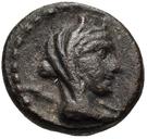 Bronze Æ12 (Orchomenos) – avers