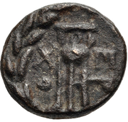 Bronze Æ12 (Orchomenos) – revers