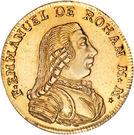 20 Scudi - Emmanuel de Rohan – avers