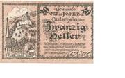 20 Heller (Ort im Innkreis) -  avers
