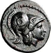 Trichalkon (Orthe) – avers