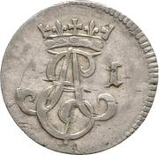 1 mariengroschen Ernst August II. de York – avers