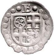 1 Pfennig - Erich von Braunschweig-Grubenhagen – avers