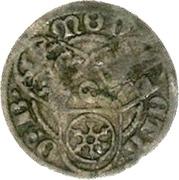⅛ Schilling - Erich II. von Braunschweig-Grubenhagen – revers