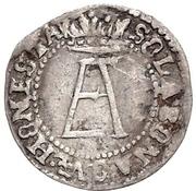 1 Groschen - Ernst August I. – avers
