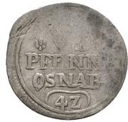6 Pfennig - Ernst August I. – revers