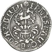1/16 Thaler - Ernst August I. – avers