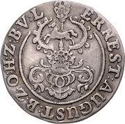12 Mariengroschen - Ernst August I. – avers