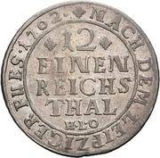1/12 Thaler - Karl von Lothringen – revers